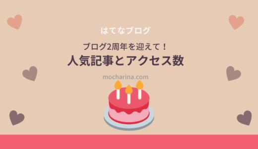 ブログ運営2周年を迎えました〜♬ 新天地で女神さまの歓迎!