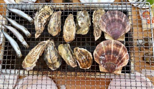 糸島の牡蠣小屋でカキを堪能!・福岡観光を楽しむ