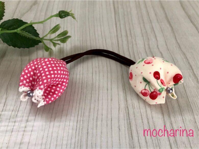 3月の誕生月の花・チューリップの髪飾りの作り方と花言葉
