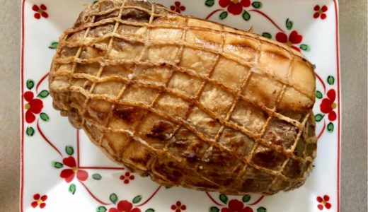 炊飯器の保温で簡単!柔らかチャーシューの作り方