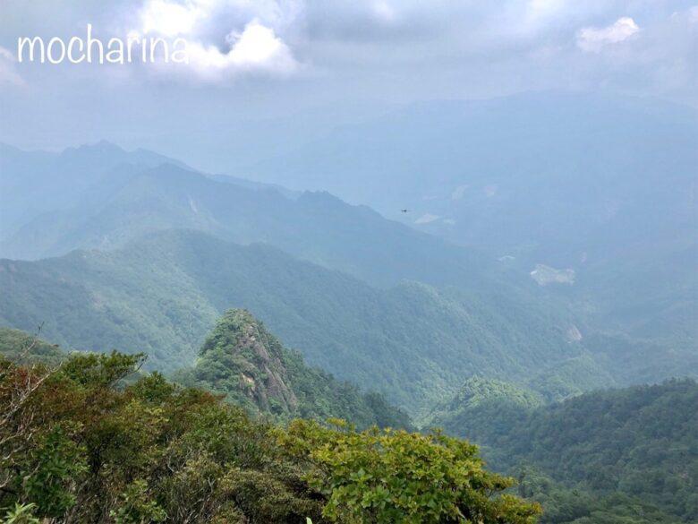 祖母山登山・初心者でも登りやすい北谷登山口